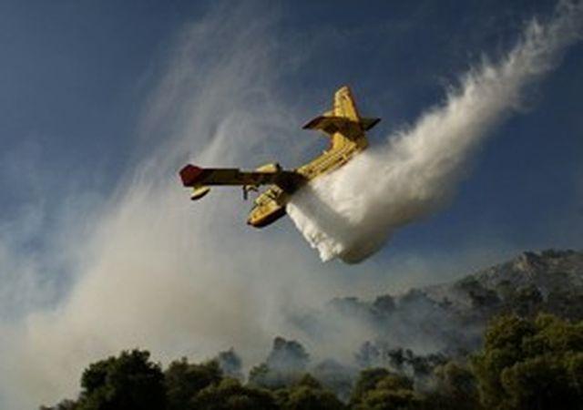 Cessato lo stato di Grave pericolosità per incendi boschivi