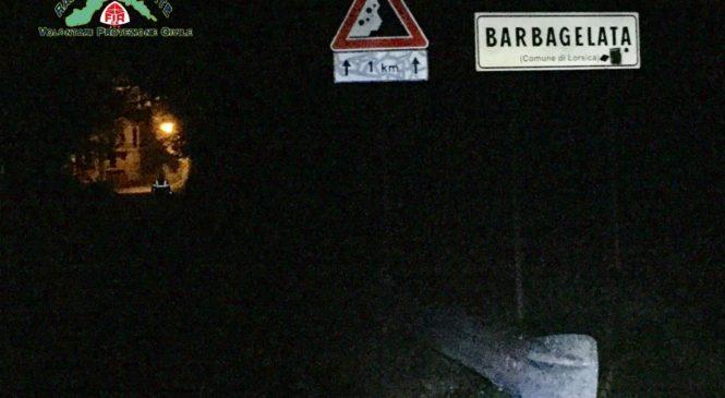 RICERCA DISPERSO A BARBAGELATA DI LORSICA