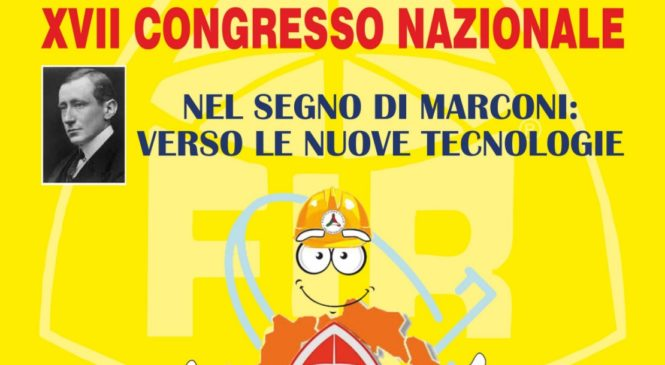 XVII CONGRESSO FIR CB A SANTA MARGHERITA LIGURE